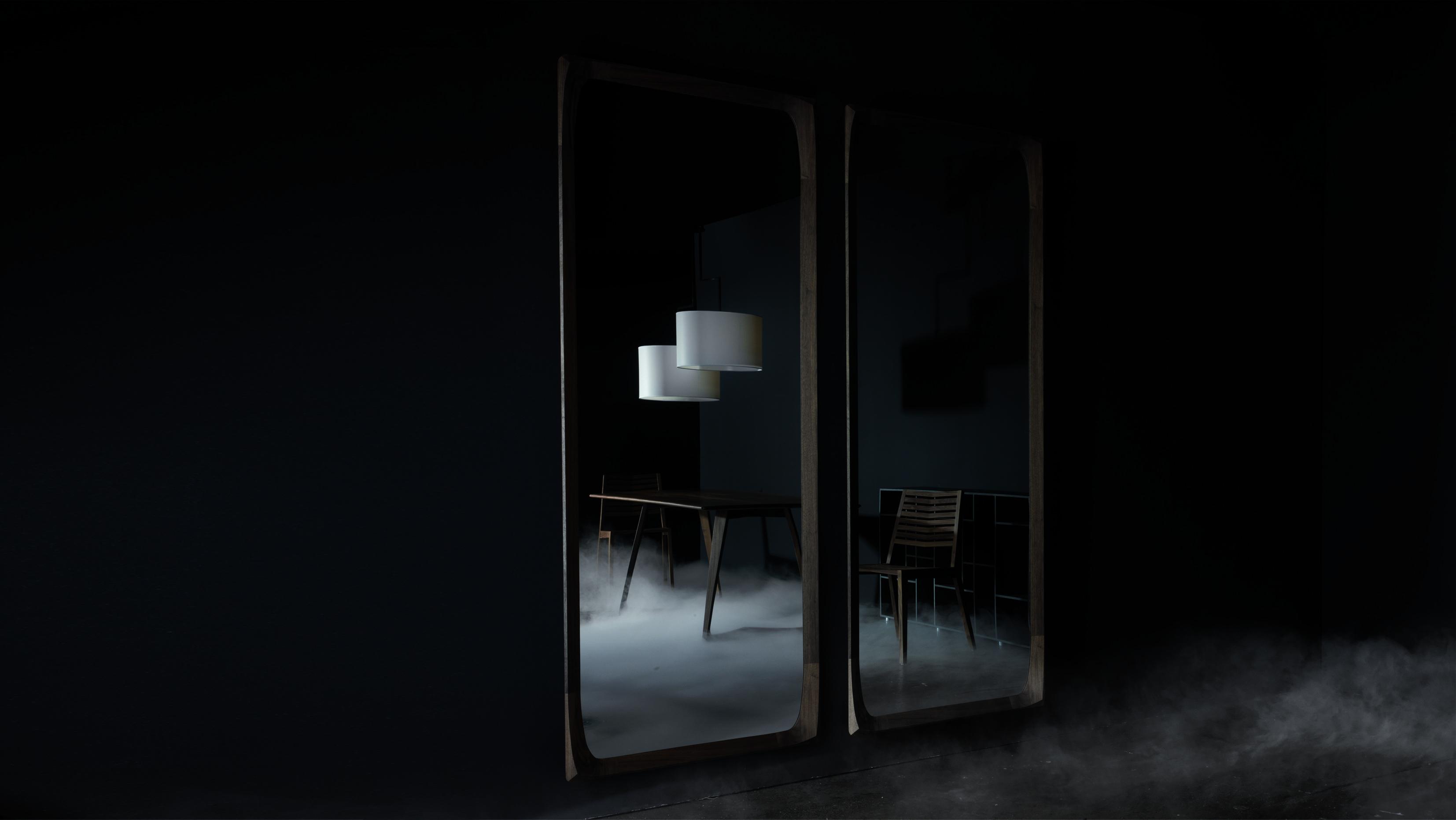 inspiration f r 39 s schlafzimmer spiegel bonny von zeitraum online kaufen im stilwerk shop ab. Black Bedroom Furniture Sets. Home Design Ideas