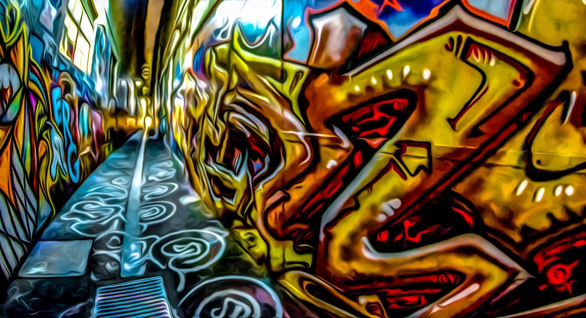 Graffiti art wallpaper - Graffiti Art Wallpaper