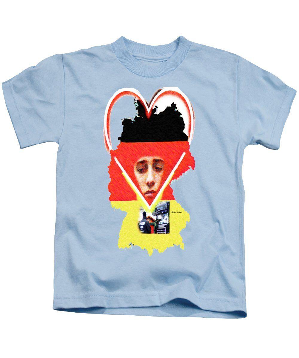 Kids T-Shirt - Berlin Christmas Market