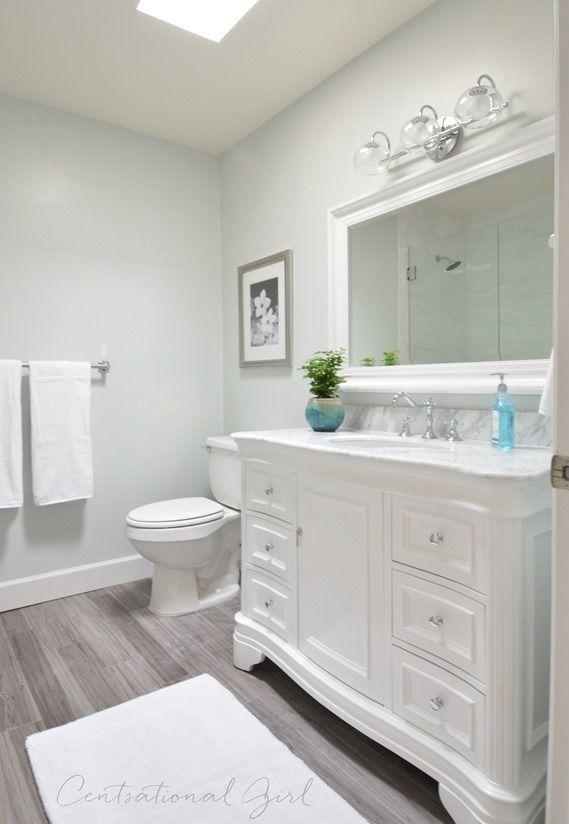 Bathroom Remodel Complete Centsational Style Bathrooms Remodel Bathroom Remodel Master Bathroom Design