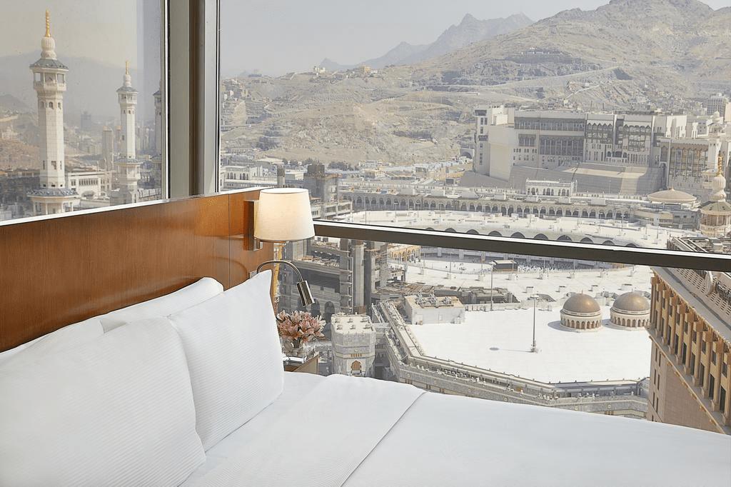 فندق أجنحة هيلتون مكة Best View Hotel Luxury Hotel Mecca