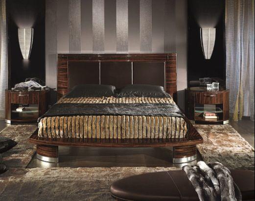 Room Art Deco Bedroom