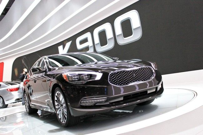 2017 Kia K900 New Design Future Cars