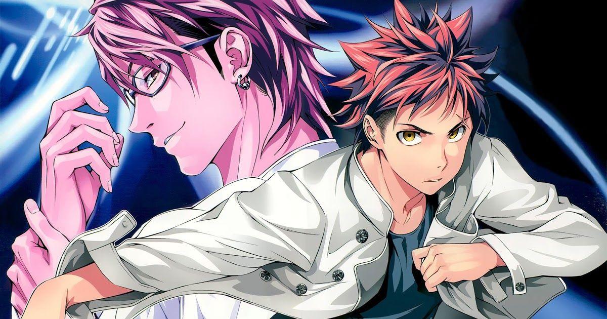 Pin On Anime Wallpaper Food war anime wallpaper