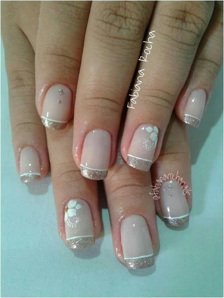Pin by Mayte Santa Cruz on manicure   Pinterest   Acrylic nail ...