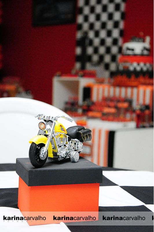 Harley Davidson Party Decorating Ideas Harley Davidson Theme