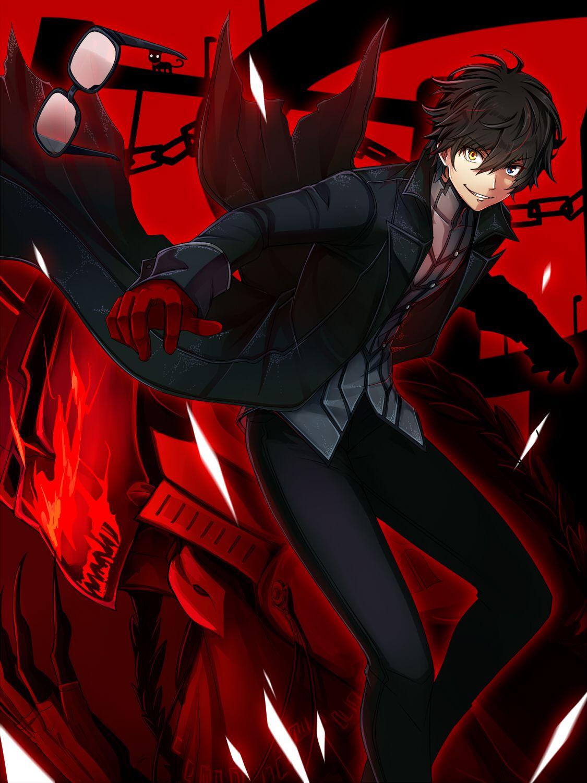 Artist Pixiv Id 1241621 Shin Megami Tensei Persona 5