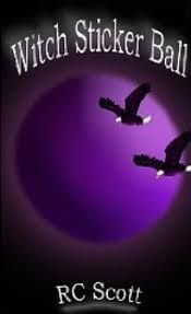 Witch Sticker Ball by RC Scott. Son gives it 5 stars; Mom and Daughter give it 4.5 stars.  Ages 6+