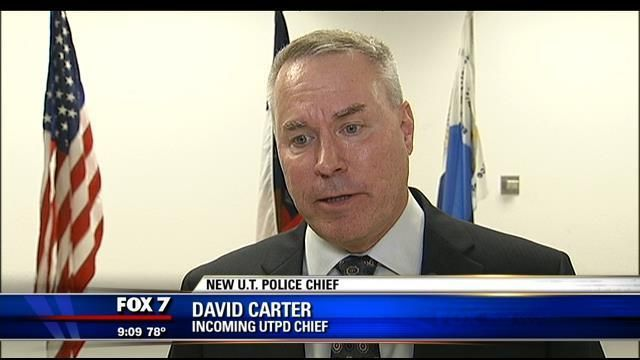 APD veteran named new UTPD Police Chief - http://austin.citylocalbuzz.com/apd-veteran-named-new-utpd-police-chief/