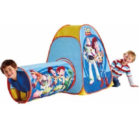 Disney Toy Story Kids Pop Up Play Tent Playhouse Tunnel Storage Indoor Outdoor  sc 1 st  Pinterest & Disney Toy Story Kids Pop Up Play Tent Playhouse Tunnel Storage ...