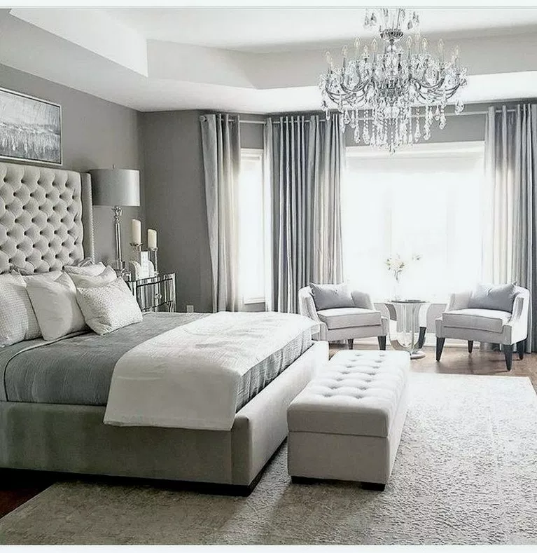 25+ Best Master Bedroom Ideas You're Dreaming of #bestmasterbedroom #masterbedroomdesign #masterbedroomideas ~ Gorgeous House #masterbedroompaintcolors