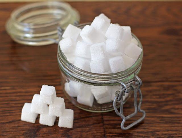 Healthy DIY Sugar Cubes