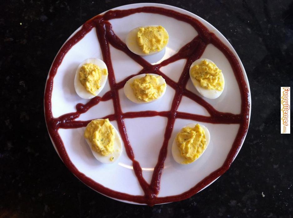 Dexter Deviled Eggs Meme