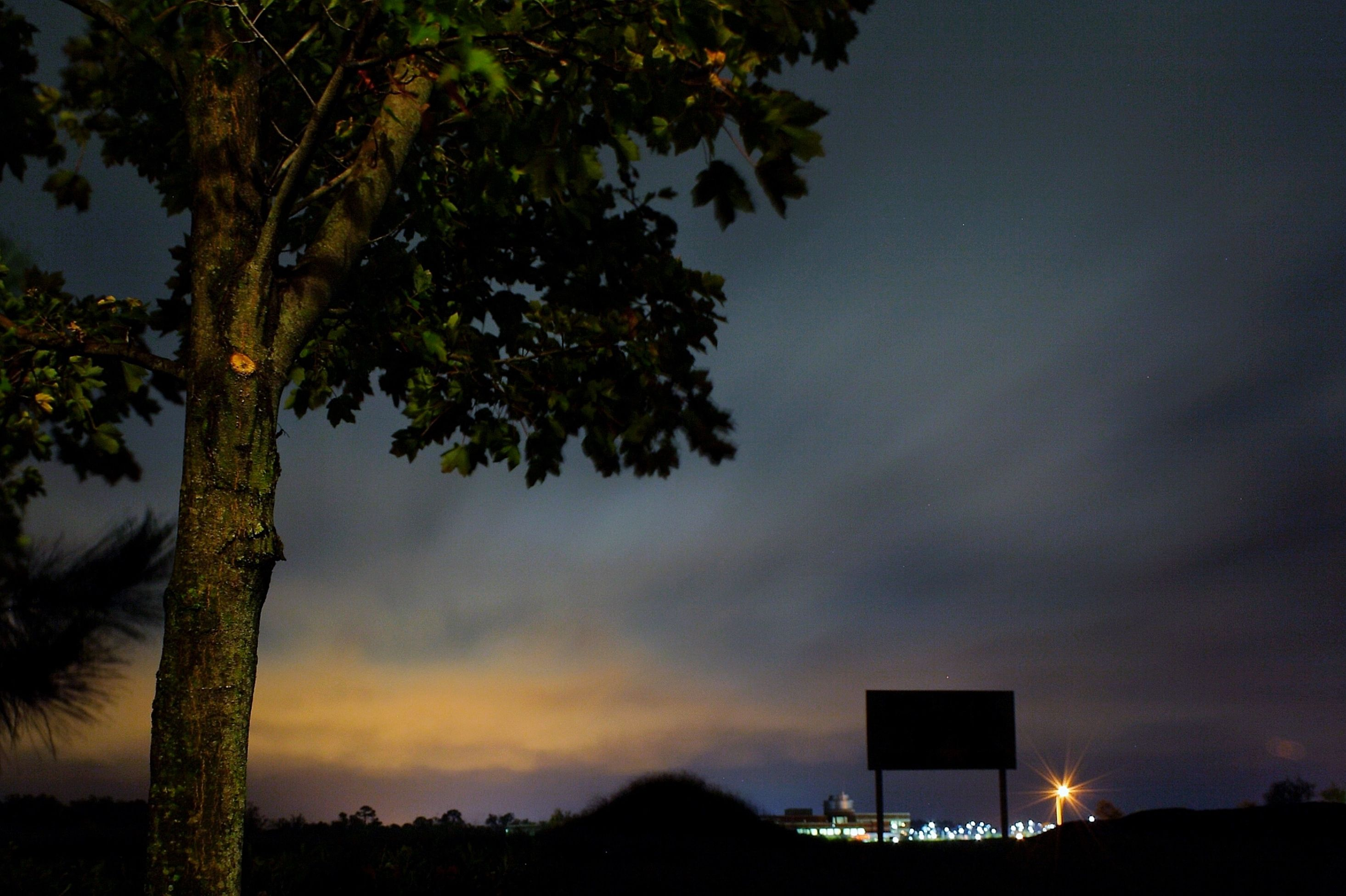 HDR photography / night photography