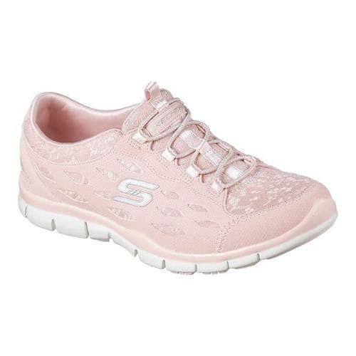 Womens Gratis-Chic Craze Slip on Trainers Skechers HVFGLVYh
