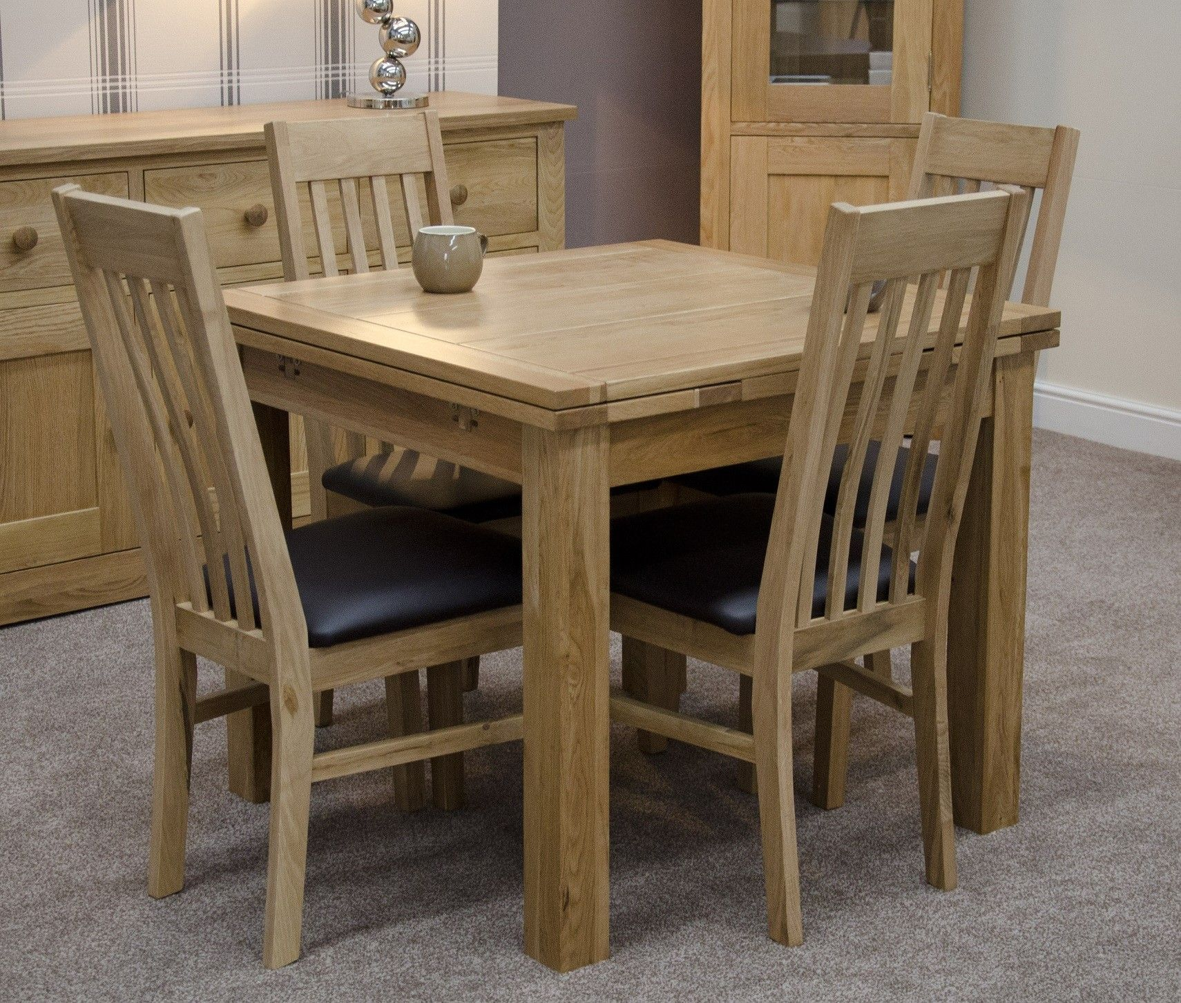Give your Dining Room an Amazing look with Oak Dining Room ...