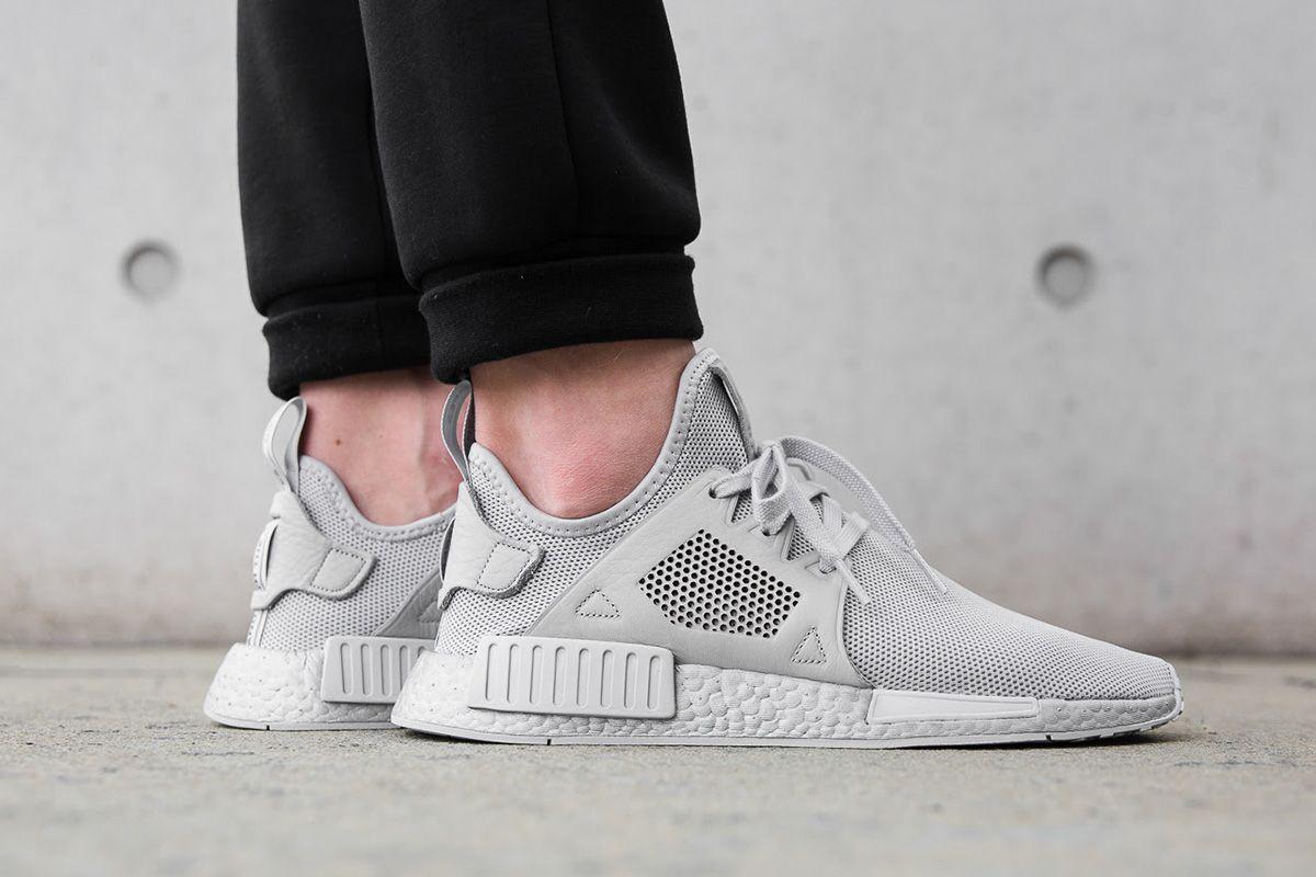 3462c7b67 On-Foot  adidas NMD XR1  Triple Grey  - EU Kicks  Sneaker Magazine