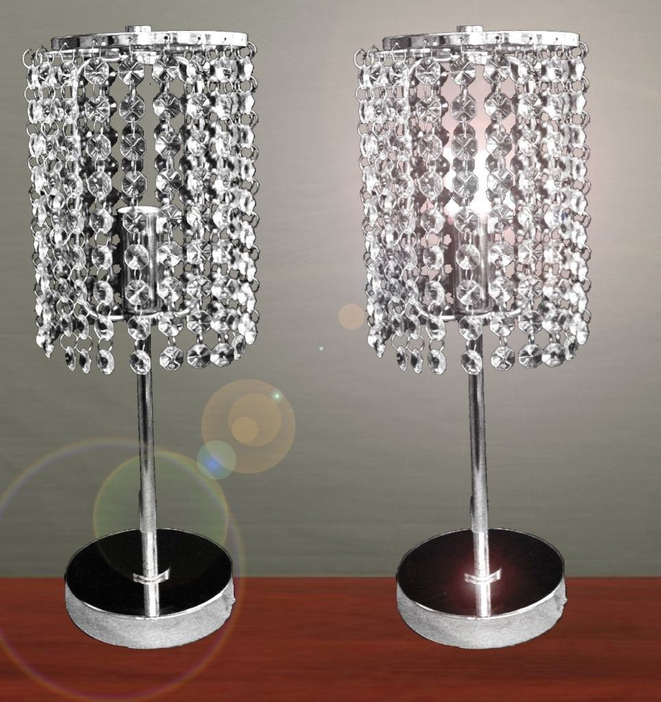 small night stand lamps Bedside table lamps, Side table