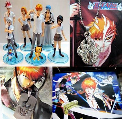 anime products | Bleach, Death Note, Anime Products - China Anime Figure, Cartoon