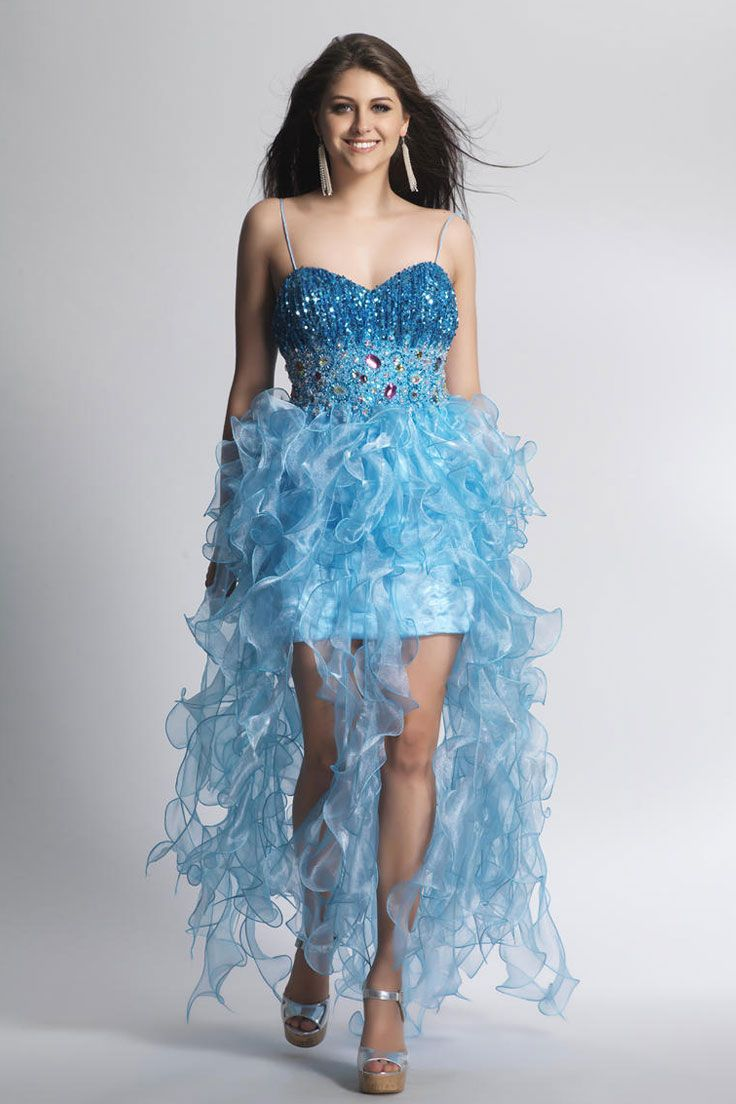 High low prom dress dresses pinterest prom dresses dresses