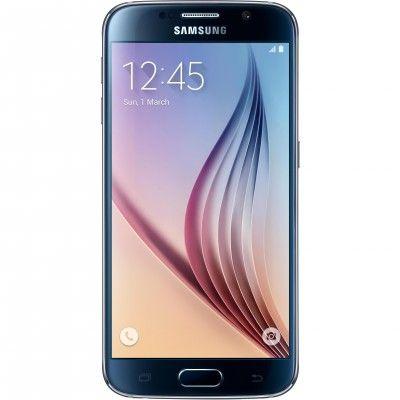 Lte جيجابايت أسود الجيل الرابع 32 فلات S6 جالاكسي سامسونج الهواتف الذكية الهواتف الذكي Samsung Galaxy Samsung Galaxy S6 Samsung Galaxy S6 Edge