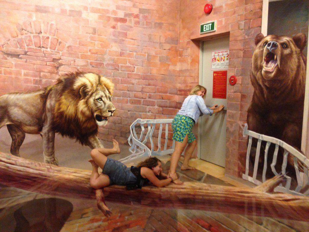 Artinus 3D Art Museum - Hô-Chi-Minh-Ville - Les avis sur Artinus 3D Art Museum - TripAdvisor