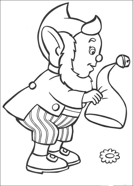 noddy 108 ausmalbilder für kinder malvorlagen zum