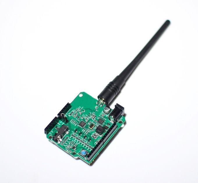 HamShield for Arduino (VHF/UHF transceiver) by Casey Halverson — Kickstarter