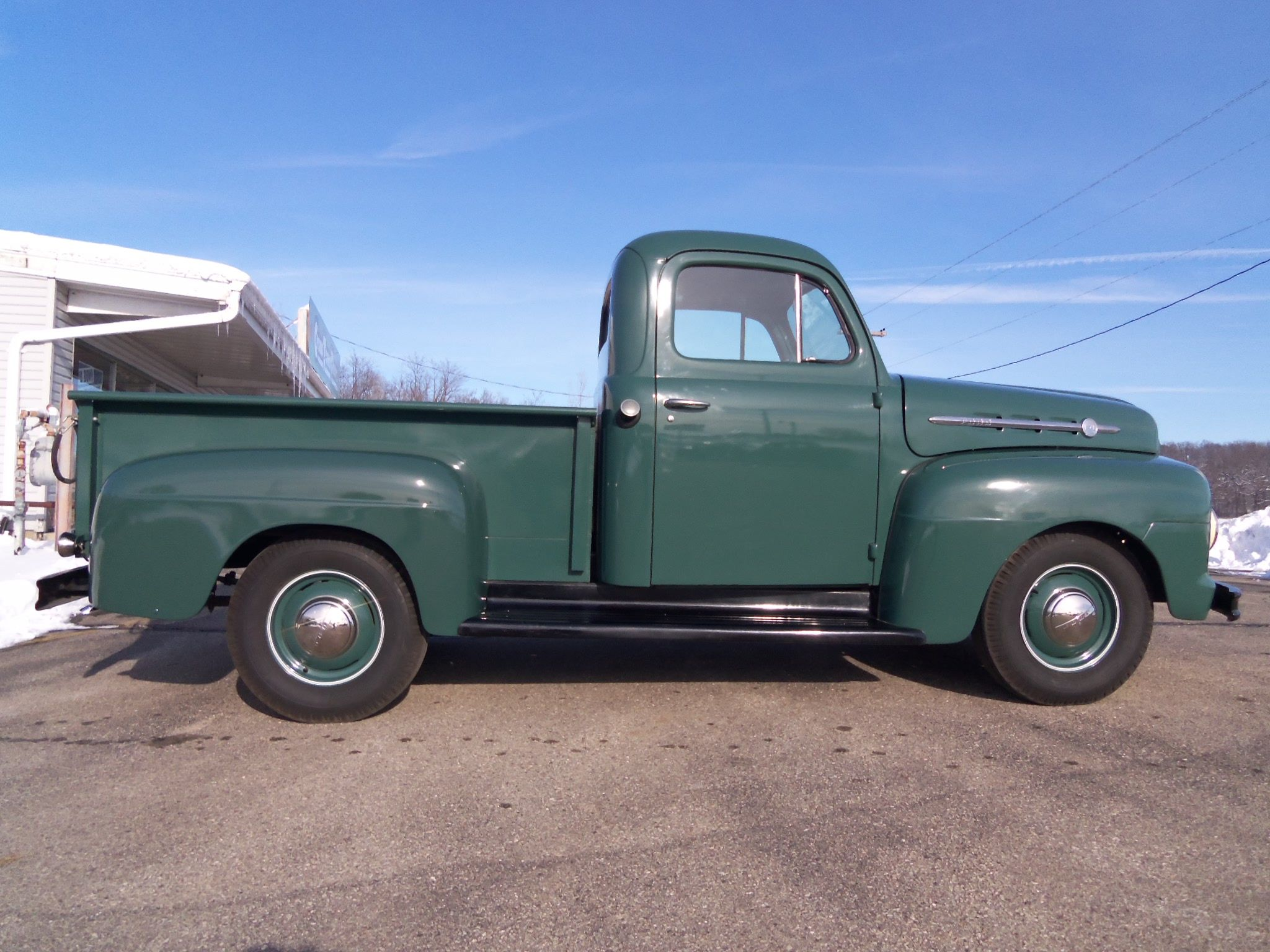 1301Cct 02 O 1949 Ford F1 Stock Frontend Photo 1 | Classic and ...