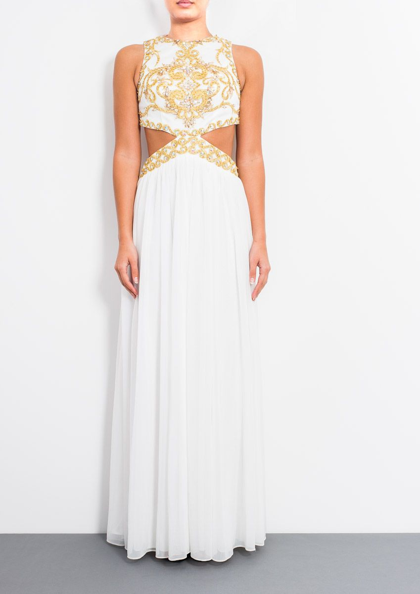 Forever unique greek godesse gown dresses pinterest prom