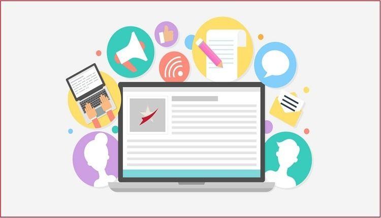 خطوات كتابة مقال حصري خطوة بخطوة دليل شامل سيو ستارز Viral Marketing Marketing Techniques Marketing