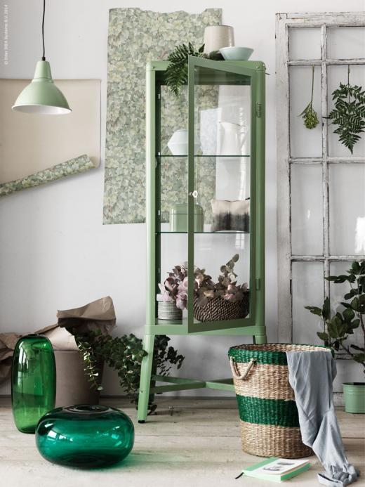 fabrik r armoire glace ikea inspiration livet hemma pinterest maison mobilier de. Black Bedroom Furniture Sets. Home Design Ideas