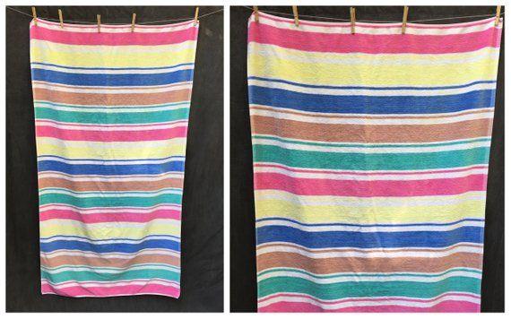 Cecil Saydah Beach Towels.70 S Beach Towel Super Stripes By Cecil Saydah Company Xl Size