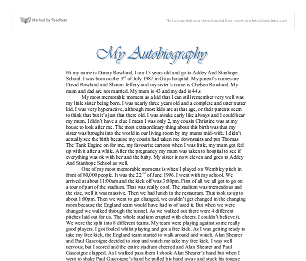 My Autobiography Essay Cardiacthesis X Fc  News To Gow  Pinterest  My Autobiography Essay Cardiacthesis X Fc Essay On English Subject also Essay On English Literature  Script Writing Services