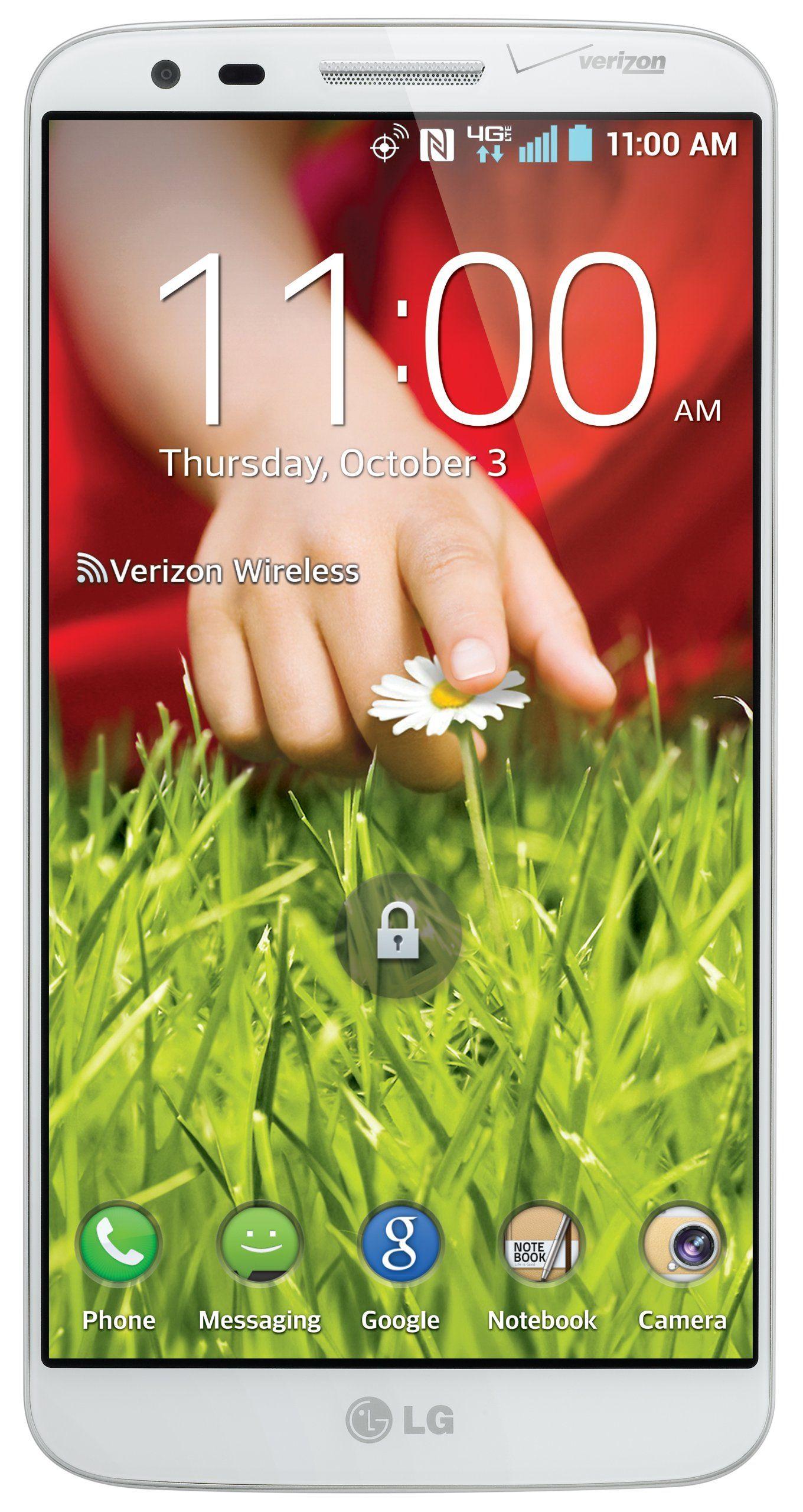 Lg G2 White 32gb Verizon Wireless Amazon Cell Phones Accessories Verizon Wireless Lg G2 Wireless