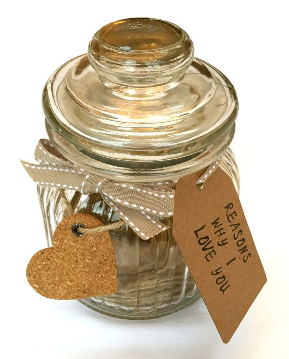 Love Memory Jar Kit Anniversary Gift Gift For Etsy Boyfriend Gifts Girlfriend Anniversary Gifts Memory Jar