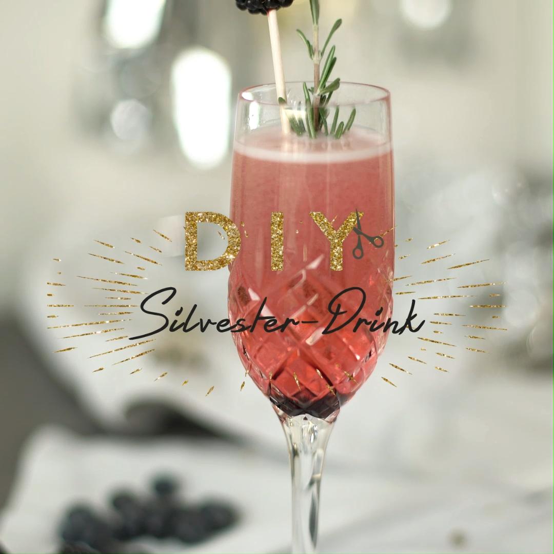 DIY Silvester-Drink
