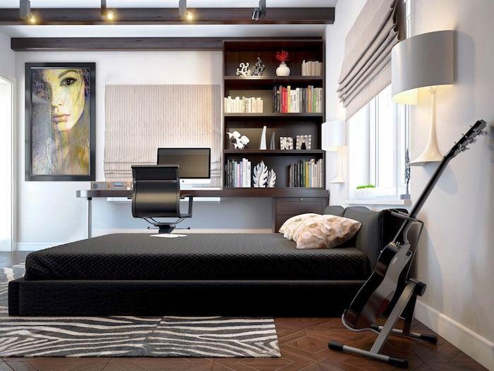 1001 Idees Comment Amenager La Chambre Ado Home Decor