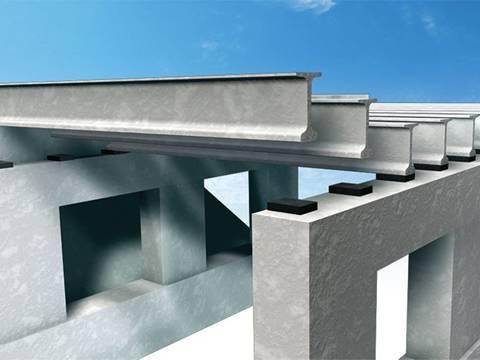 Pin By Industeco On Bridge Joints Jingtong Bridge Construction Bridge Structure Rectangular