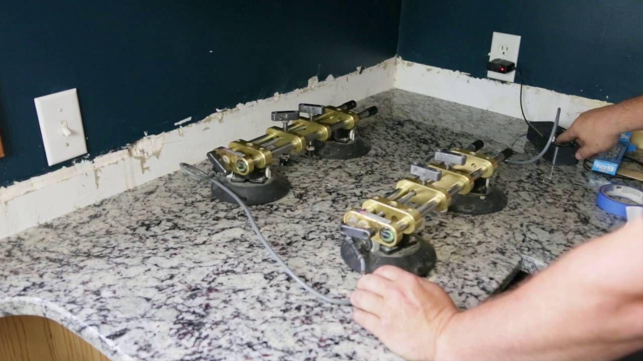 DIY Granite + Quartz Measure and Install Like a Pro