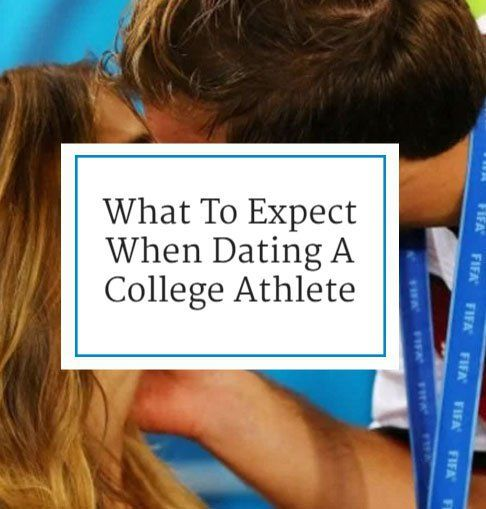 college athlete relationships