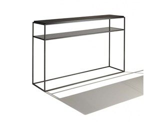 Rectangular MDF console table KARUSA | Console table - FIRST TIME