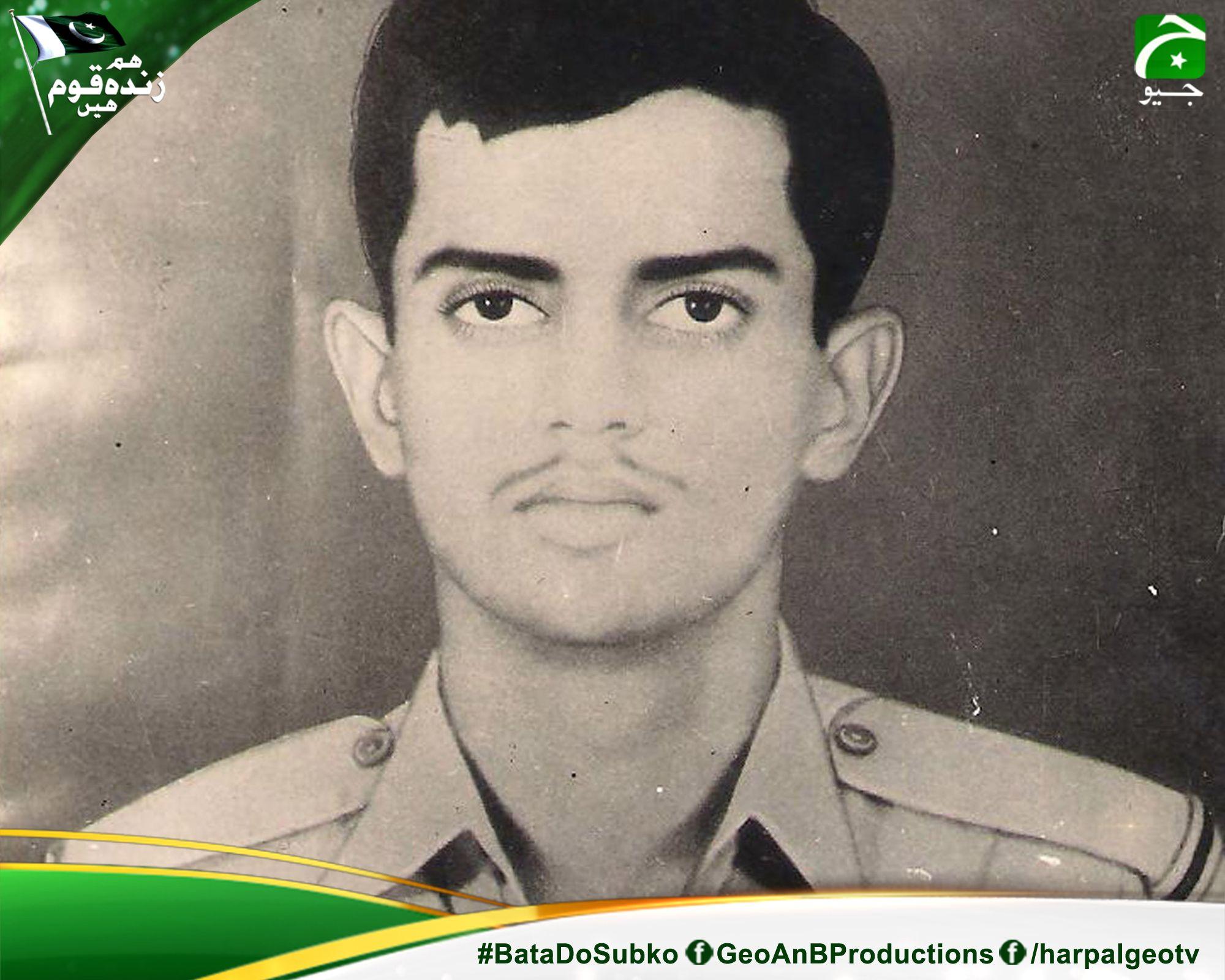 essay on our national hero rashid minhas