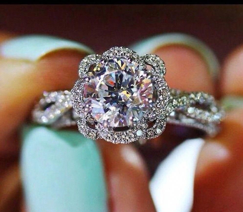 unique wedding rings 8861 uniqueweddingrings Tiffany