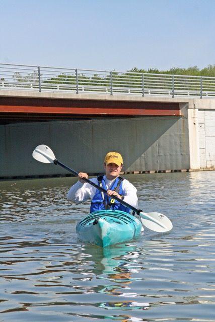 Where to paddle (aka canoe or kayak!) in Hamilton County, Indiana