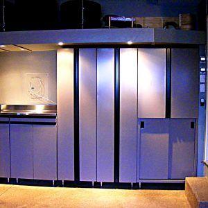 Prefab Garage Storage Cabinets