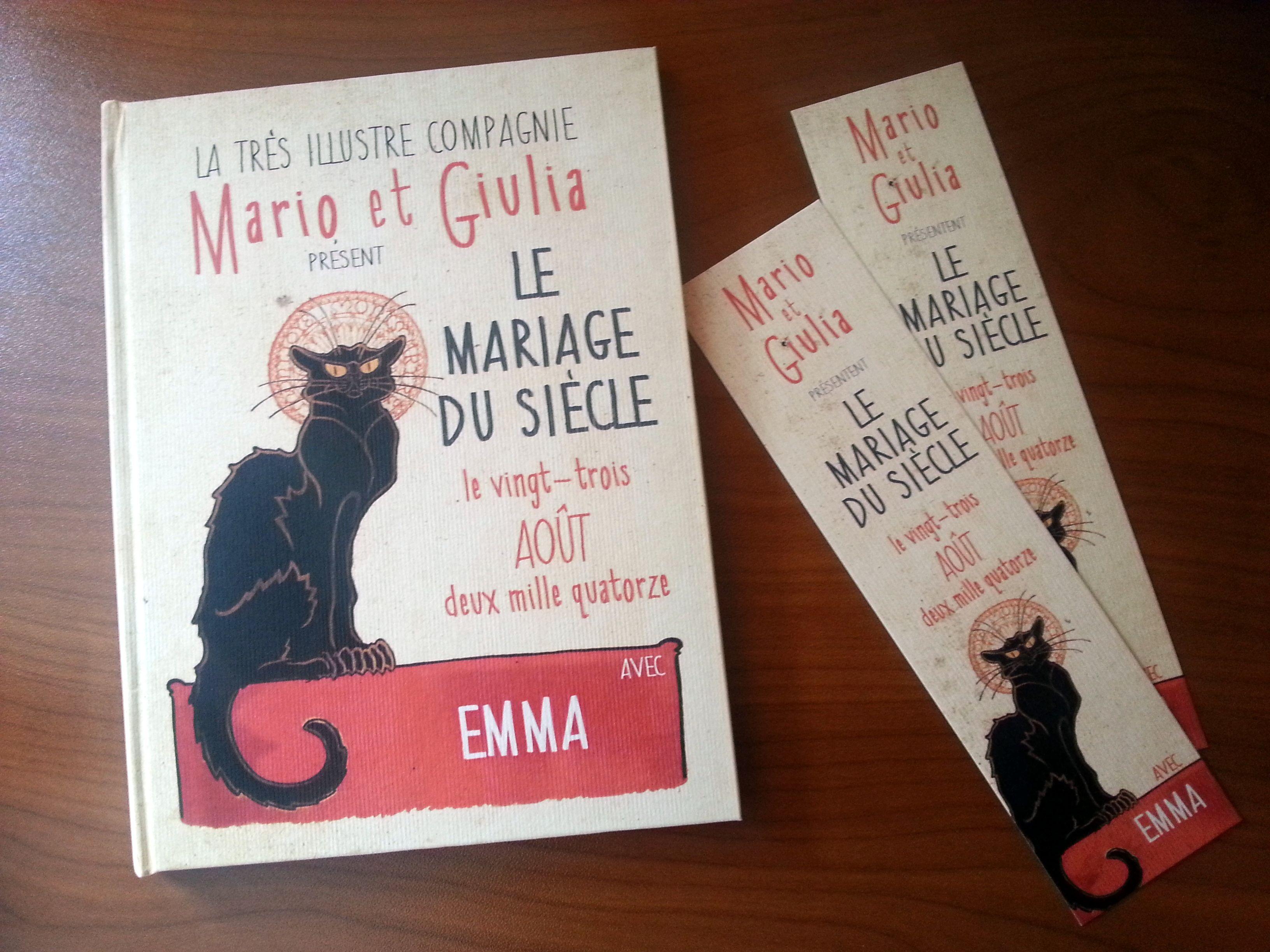 Auguri ai nostri sposi Mario e Giulia che sabato hanno detto sì con i nostri libri bomboniera! #Paris #Novara #Roma
