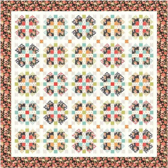 Barn Dance PDF Quilt Pattern