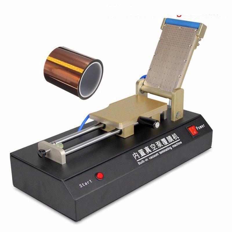 Us 119 90 Built In Vacuum Oca Film Laminating Machine Lcd Touch Screen Laminate Polarized Repair Tool Builtin Vacuum Film Laminat Repair Vacuums Laminate