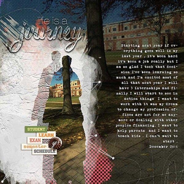Life Is A Journey All About Nbk Design Pinterest Digital